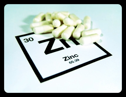 Get your Zinc from food